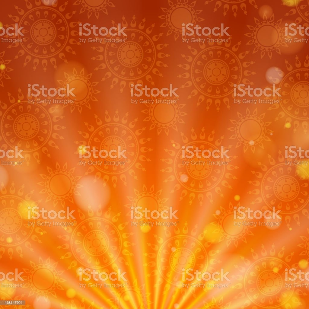 Happy Diwali Festival. royalty-free stock vector art