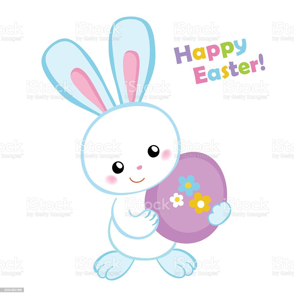 Photo Collection Cute Easter Bunny Happy
