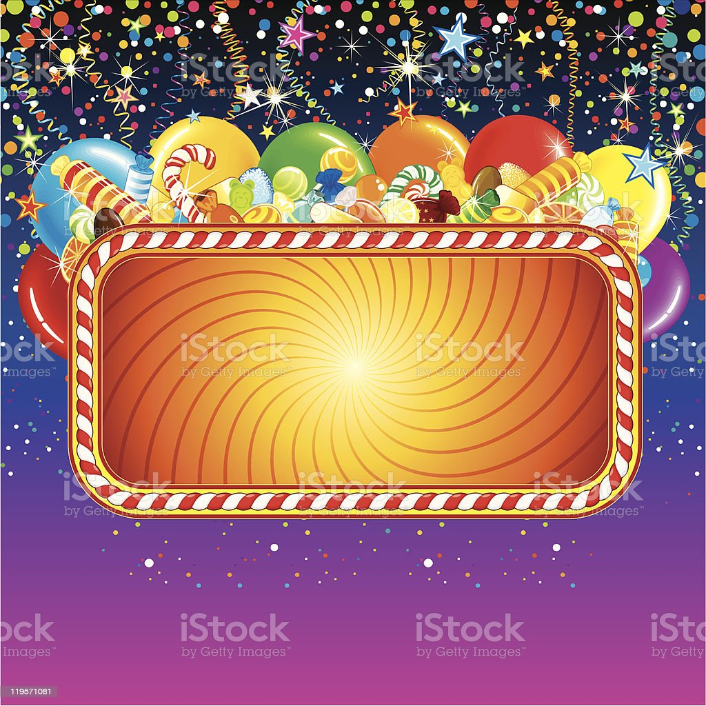 Happy New Year royalty-free stock vector art