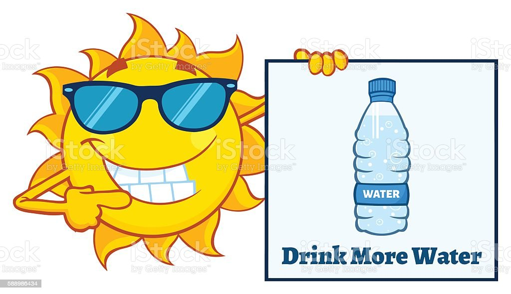 Happy Sun Showing Water Bottle Sign With Sunglasses Stock. Nice Signs. Represented Animal Signs Of Stroke. Loves Scorpio Signs. Dec 27 Signs Of Stroke. Trackmania Turbo Signs. Chinese Signs. Hitam Signs. Marks Signs