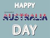 happy the Commonwealth of Australia day