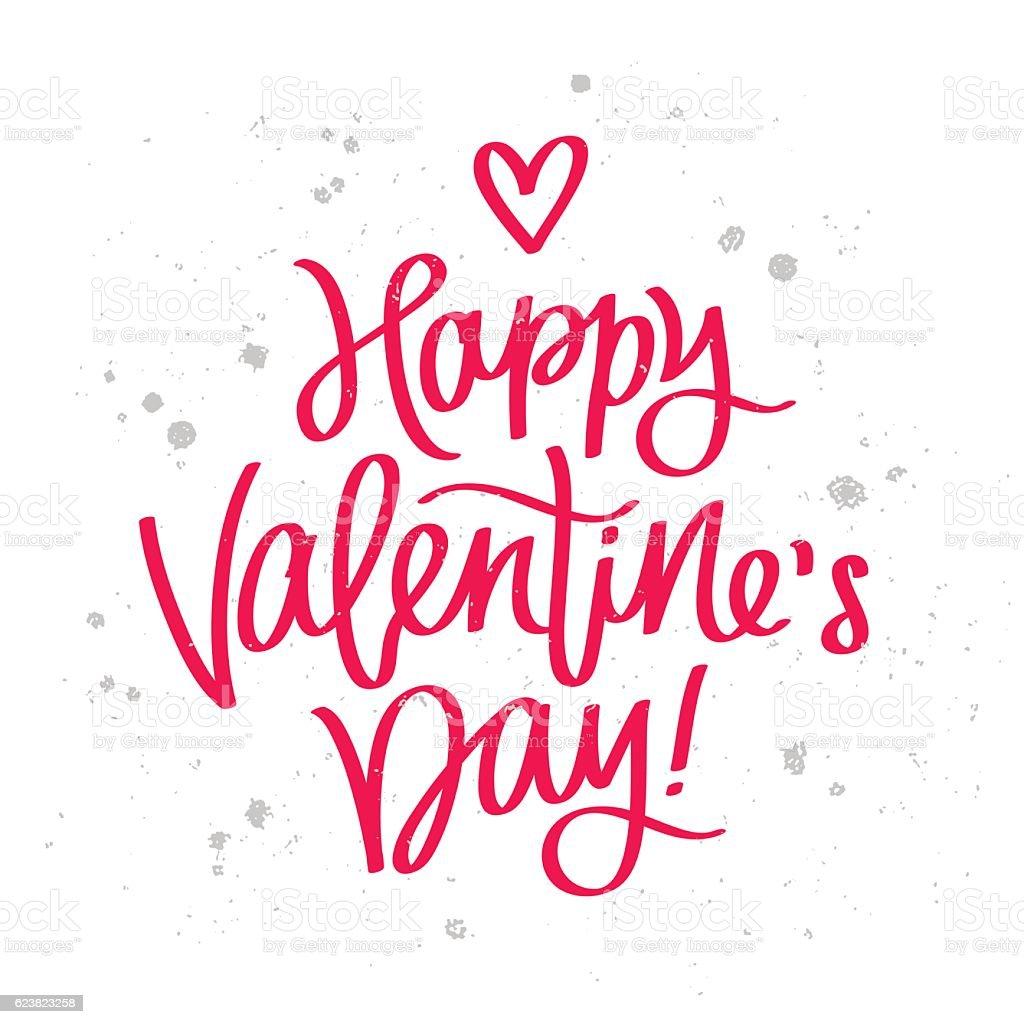 Baby cupid happy valentines day valentine