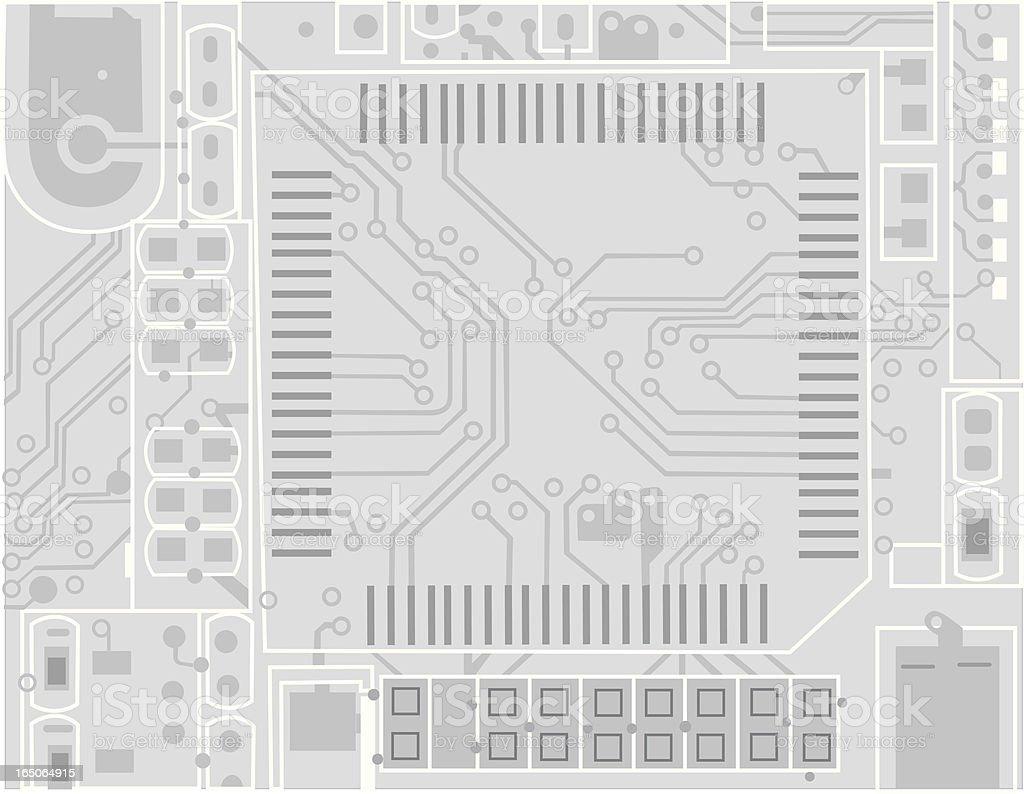 Hardware Background Vector royalty-free stock vector art