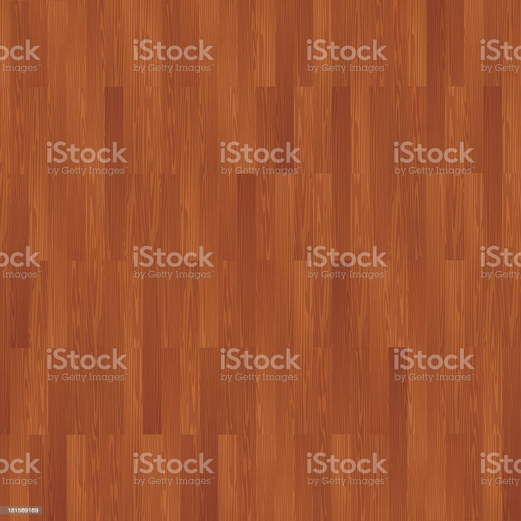 Hardwood Background vector art illustration