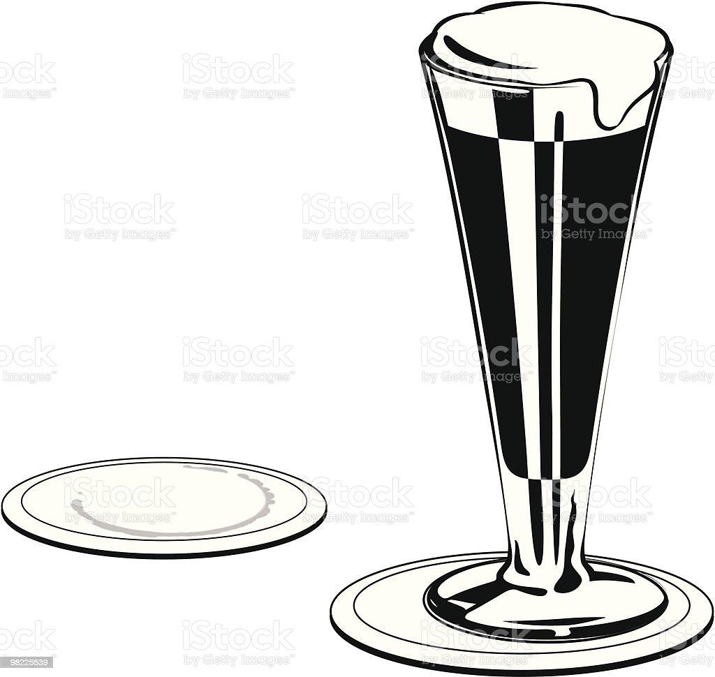 Have a Pint vector art illustration