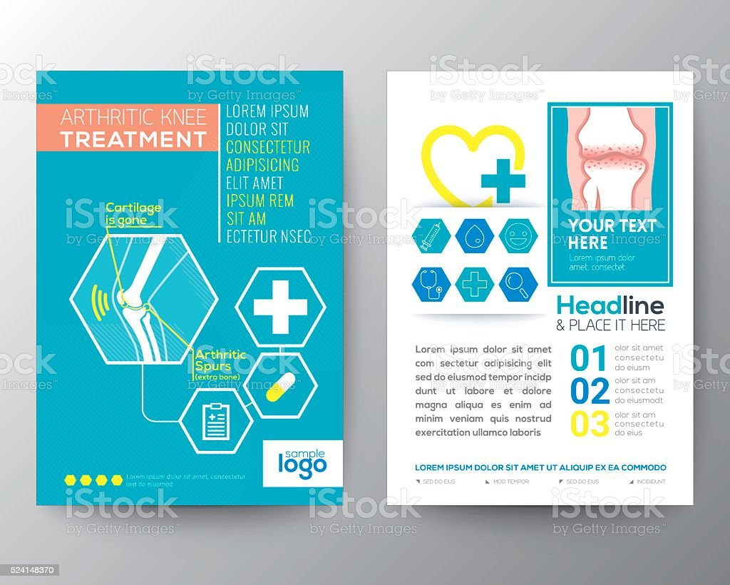 Poster design health - Health Care And Medical Poster Brochure Flyer Design Template Layout Royalty Free Stock Vector Art