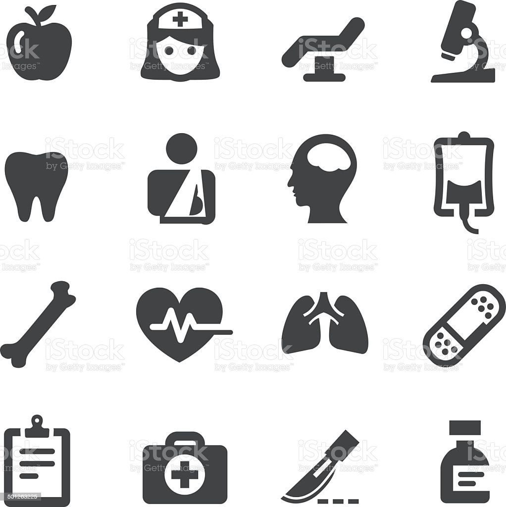 Health Icons - Acme Series vector art illustration