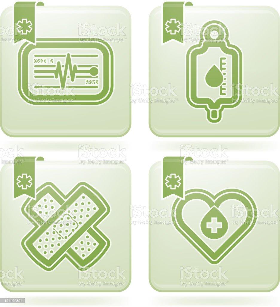 Healthcare royalty-free stock vector art