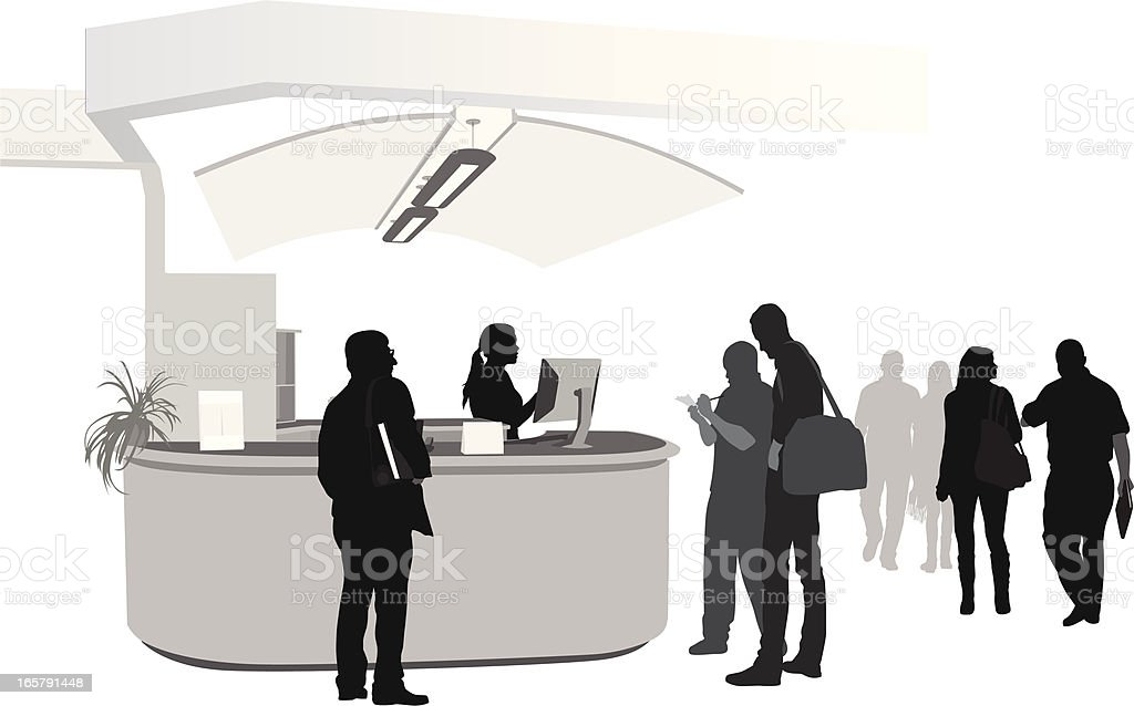 HealthServices vector art illustration