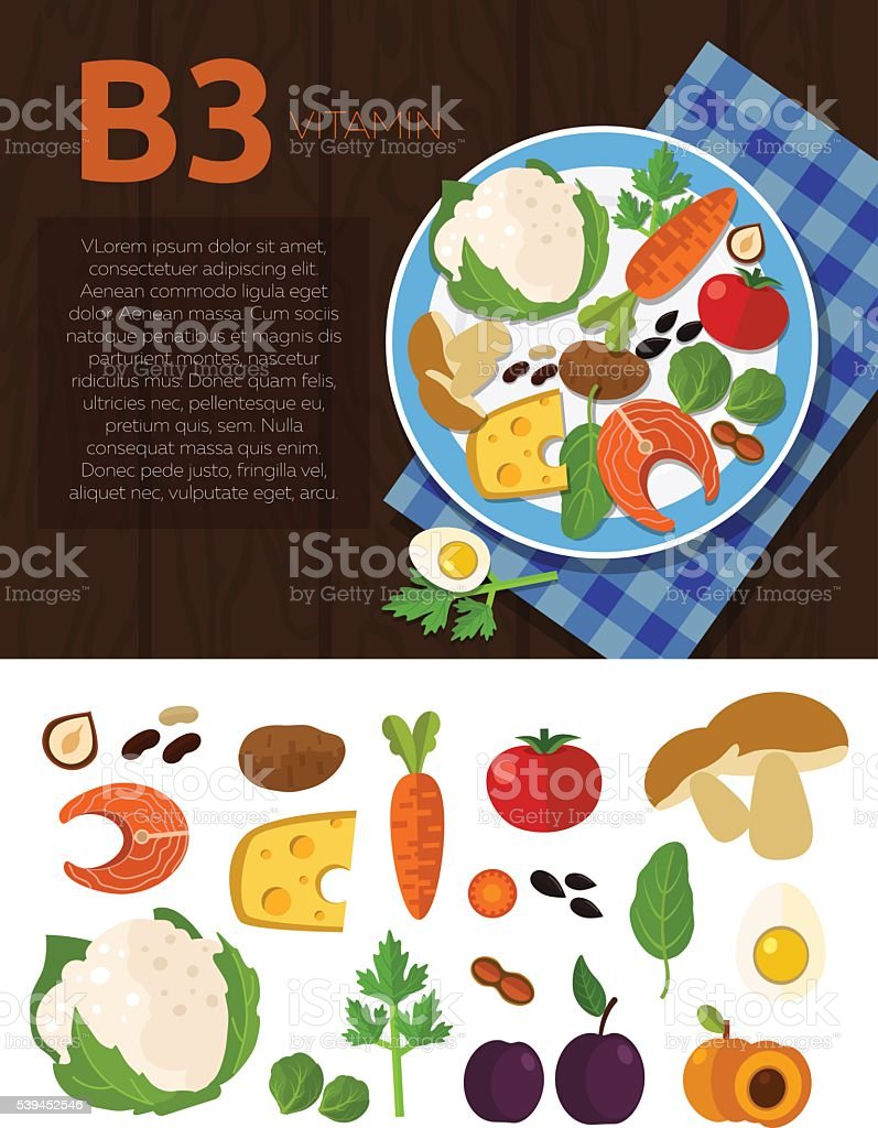 Healthy lifestyle and diet vector art illustration