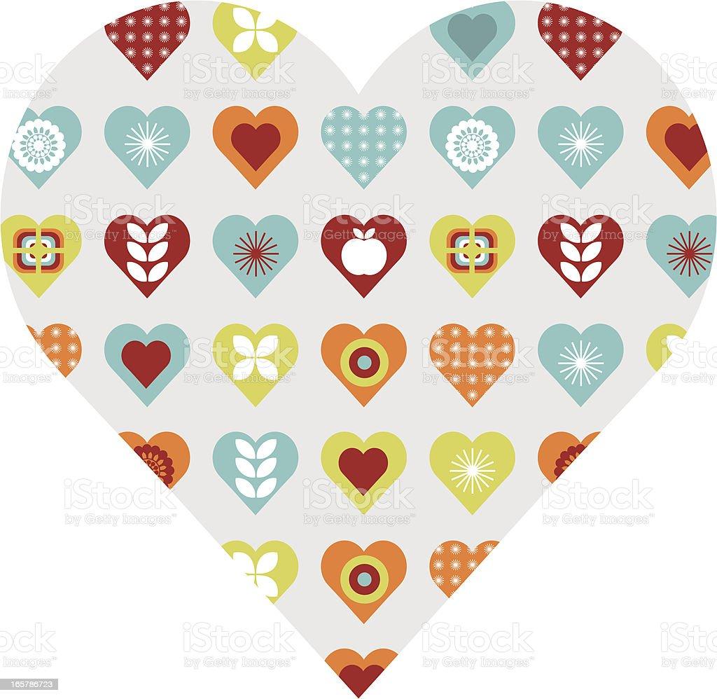 Heart Design royalty-free stock vector art