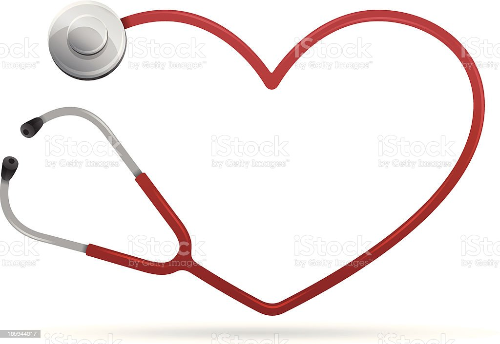 Stethoscope Clip Art, Vector Images & Illustrations - iStock