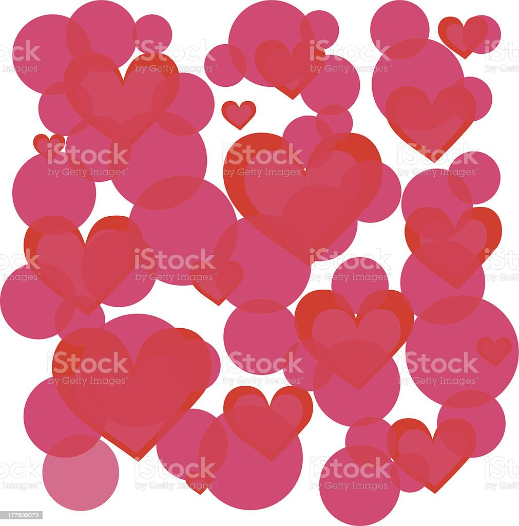 Heart icon : Valentine's Day royalty-free stock vector art