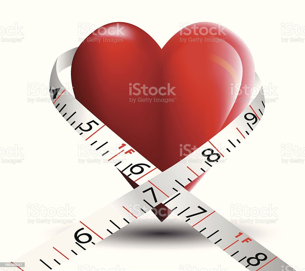 Heart - VECTOR royalty-free stock vector art
