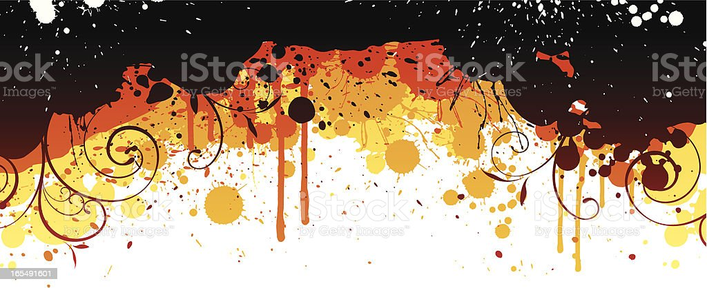heat royalty-free stock vector art