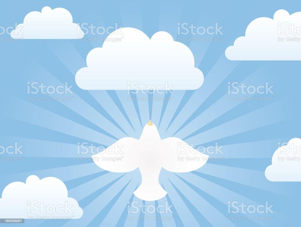 heaven royalty-free stock vector art