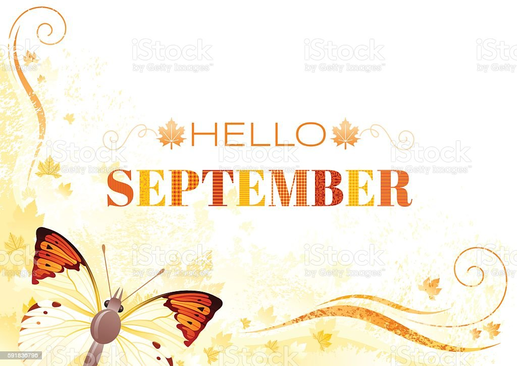 Image result for royalty free images hello september