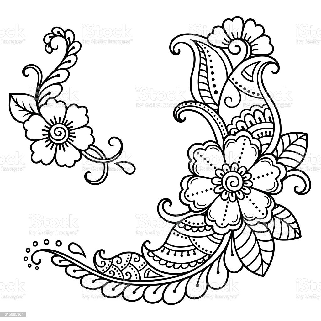 Henna Templates Printable Room Design In Your Home