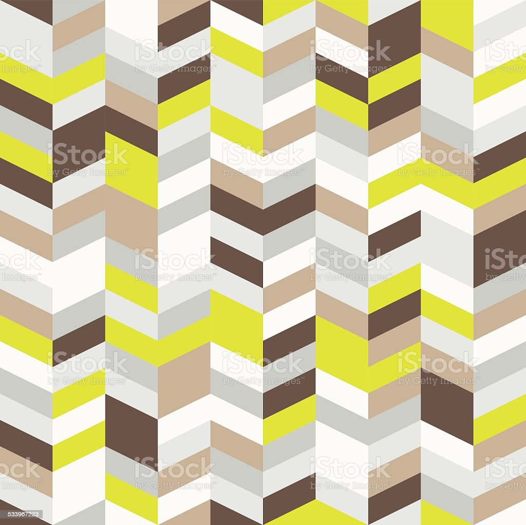Herringbone Pattern vector art illustration