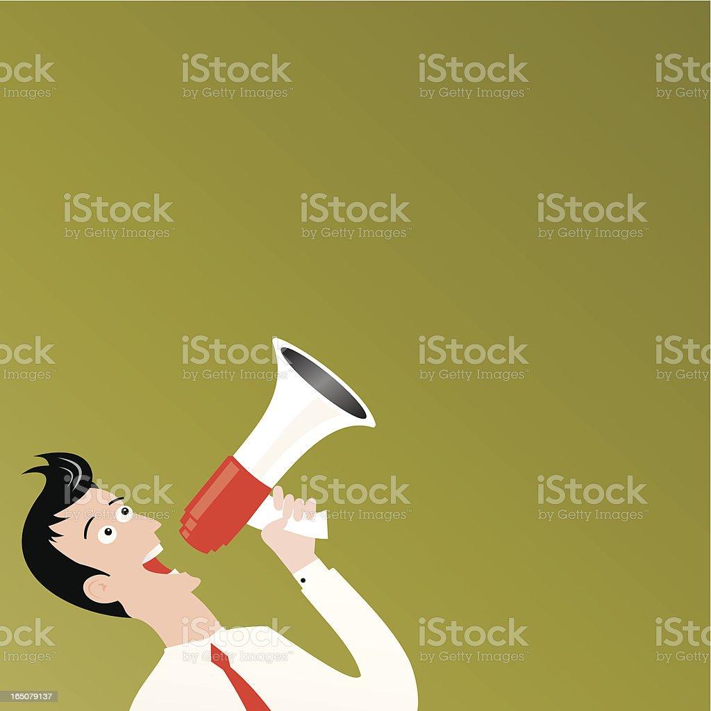 Hey!! royalty-free stock vector art