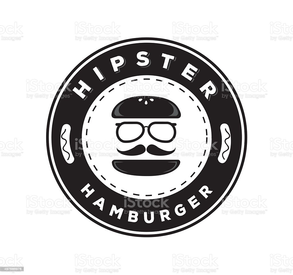 creation logo hipster