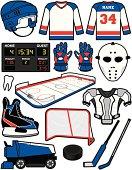 Hockey Items