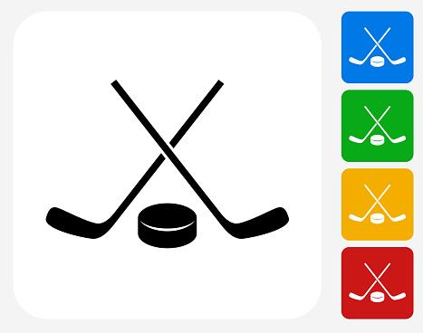 Hockey Stick Clip Art, Vector Images & Illustrations - iStock