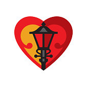 Holandaise Red Lights District Simplified Icon