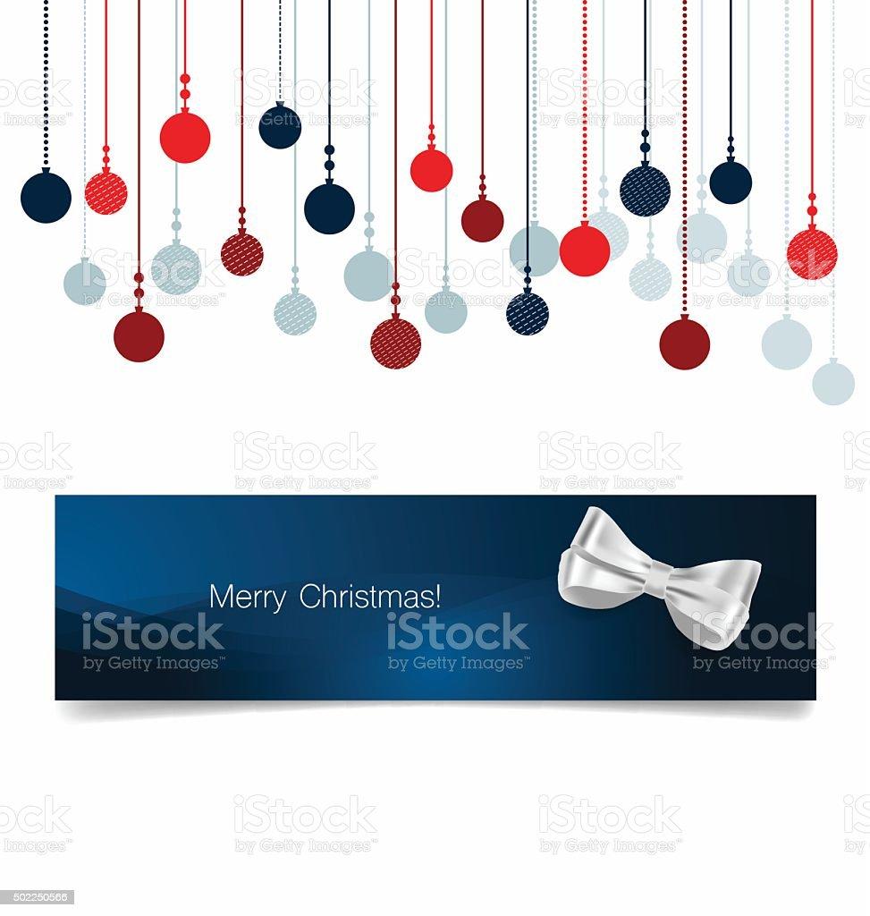 holiday gift coupons christmas balls vector illustration holiday gift coupons christmas balls vector illustration royalty stock vector art
