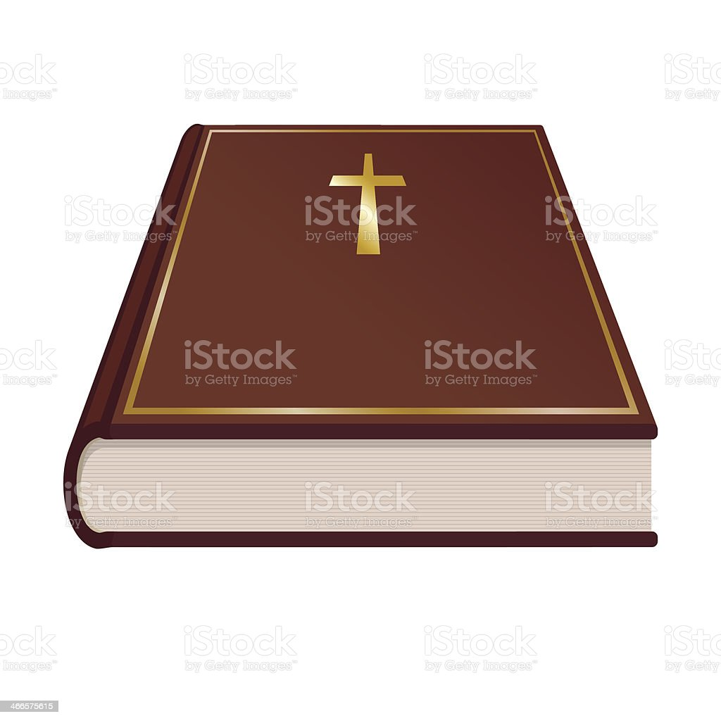 holy bible book royalty-free stock vector art