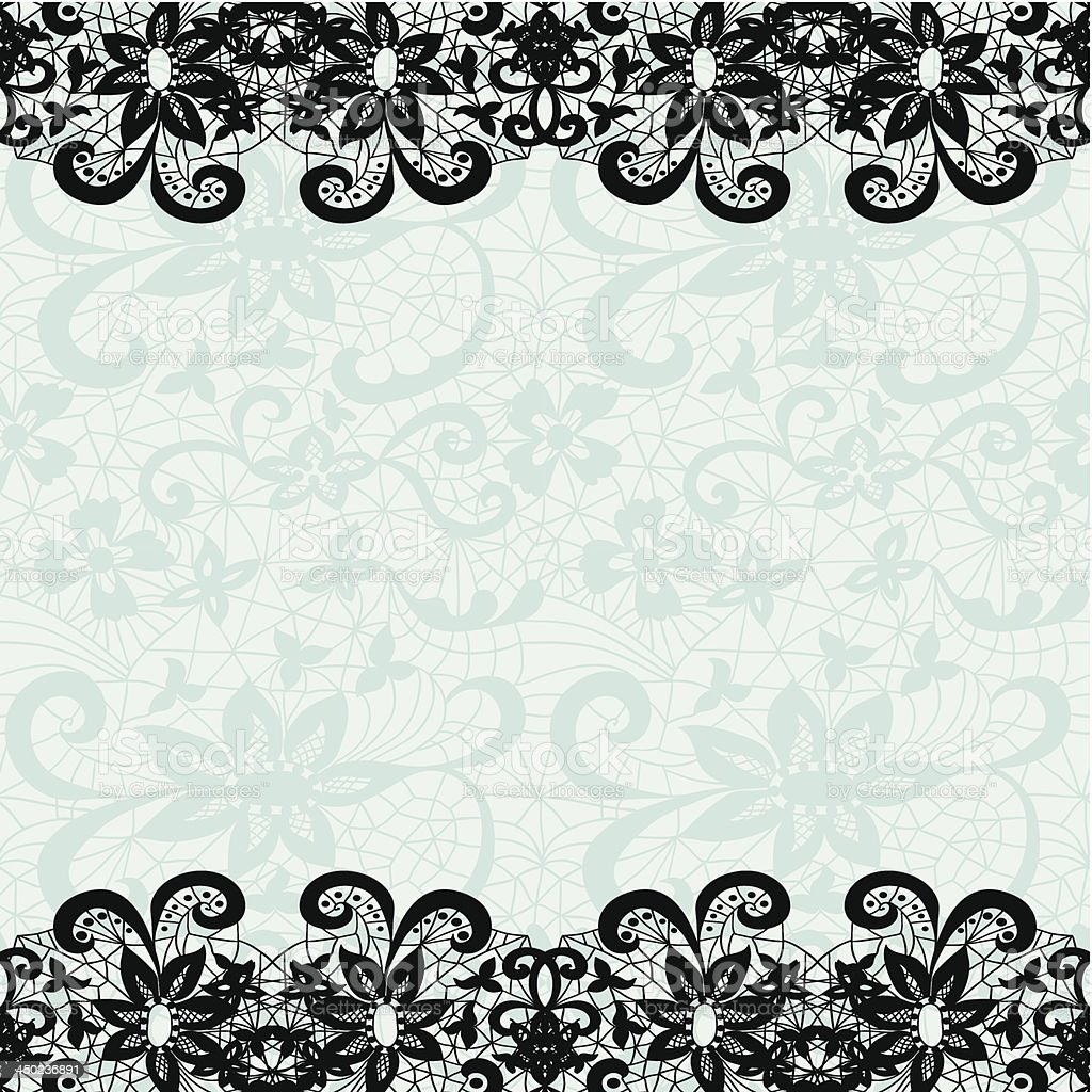 Horizontal seamless background royalty-free stock vector art
