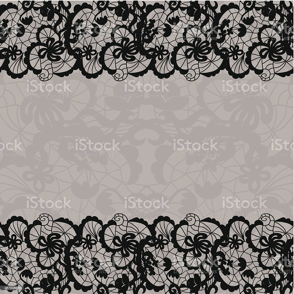 Horizontal seamless background royalty-free stock vector art