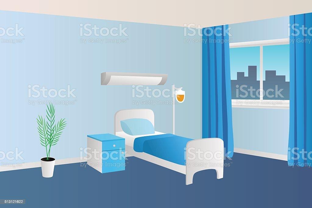 hospital ward clip art  vector images   illustrations istock boy in hospital bed clipart hospital bed clip art free