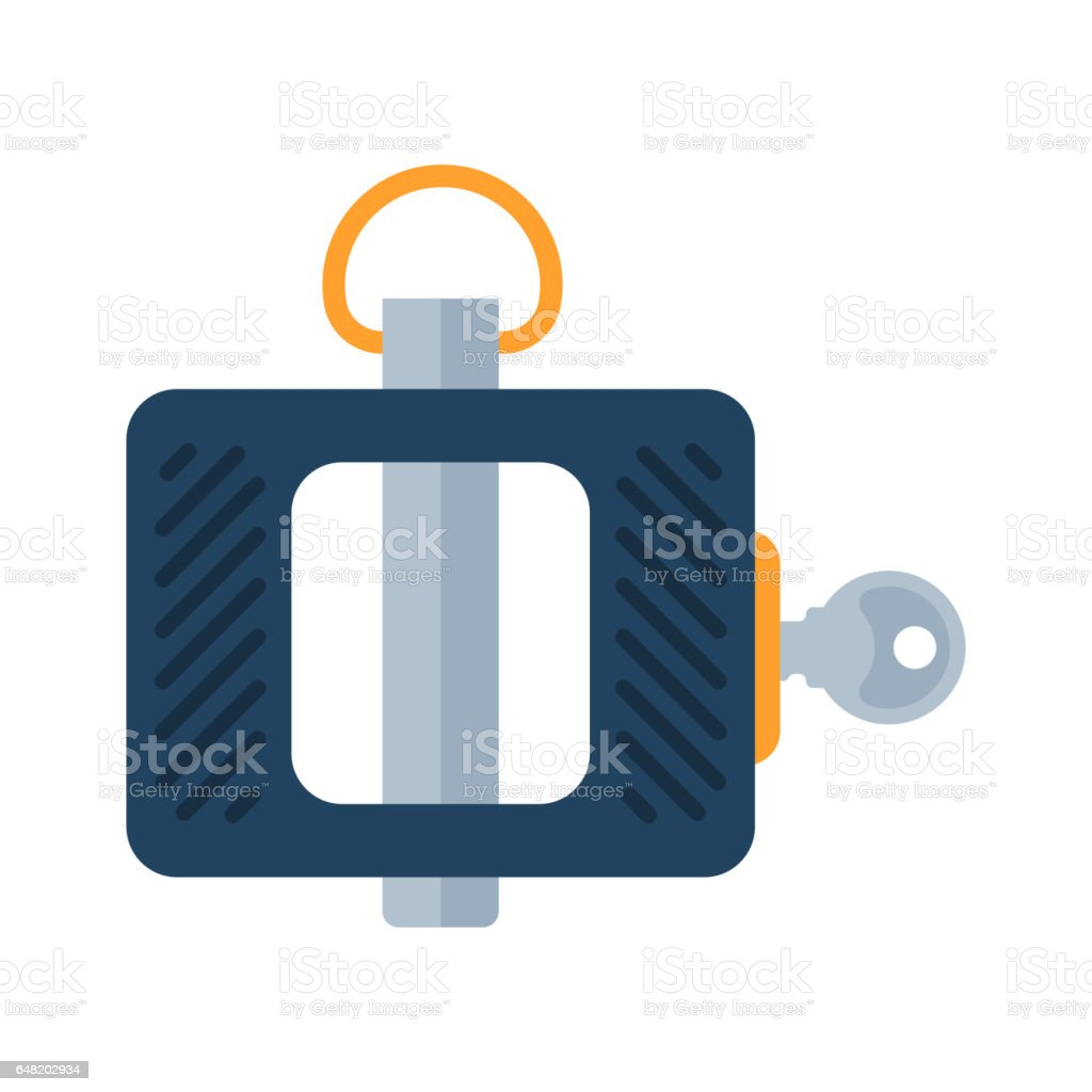 Password Safety Clip Art