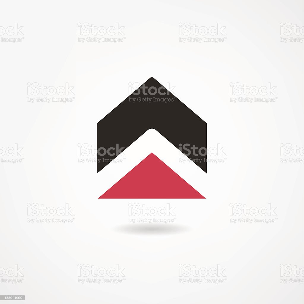 house icon royalty-free stock vector art