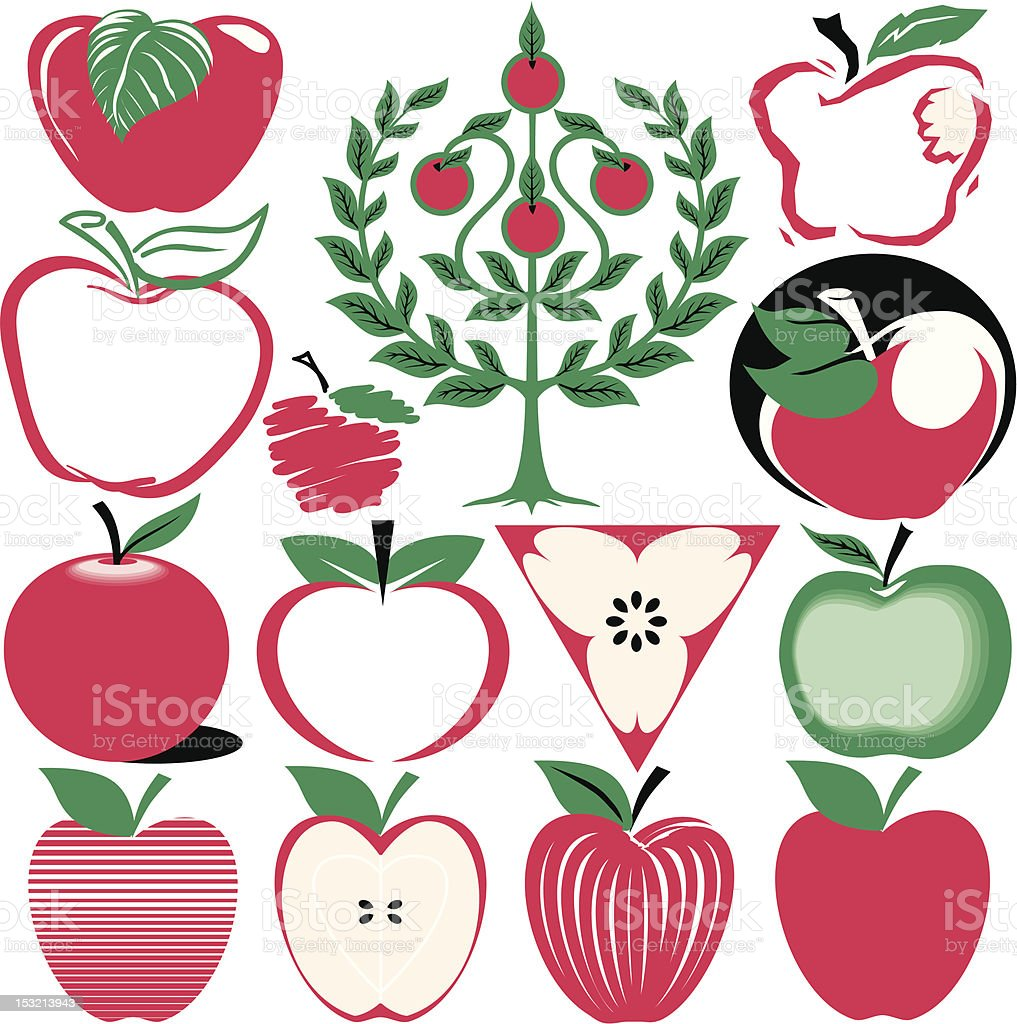 How Do You Like Them Apples? royalty-free stock vector art