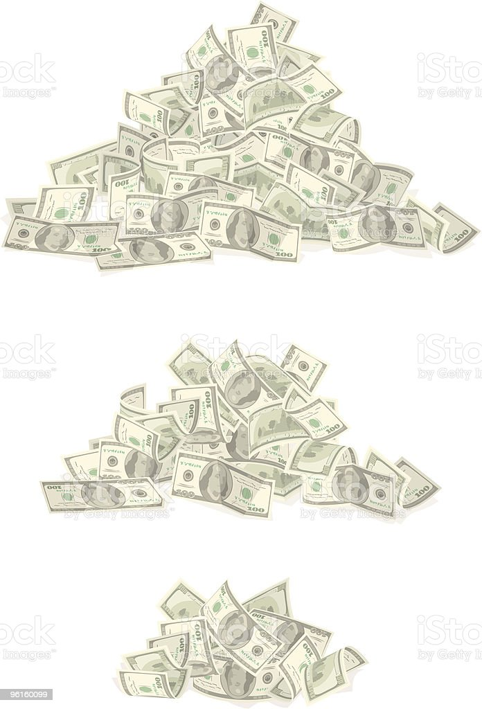 How much? vector art illustration