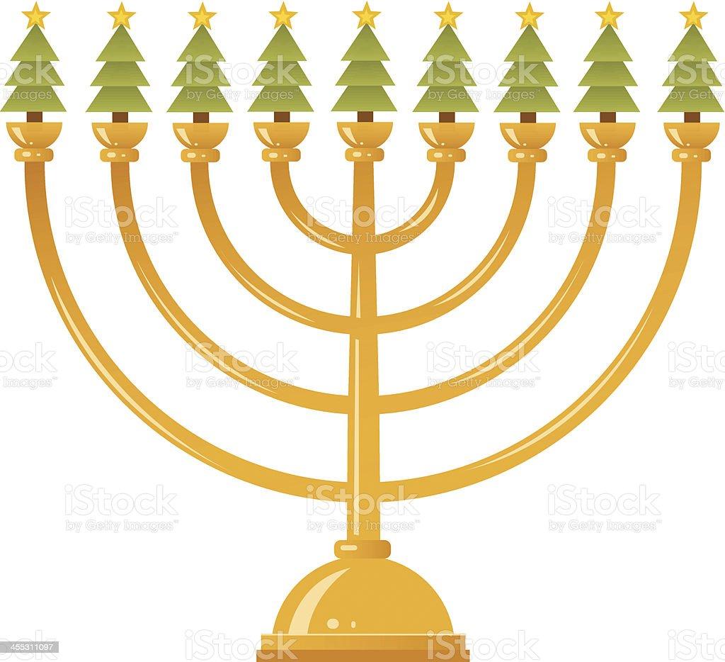 Hybrid Holiday Symbol royalty-free stock vector art
