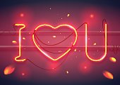 i love you neon2-02