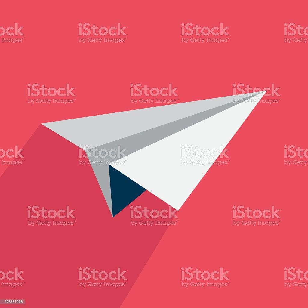 Icône d'avion stock vecteur libres de droits libre de droits