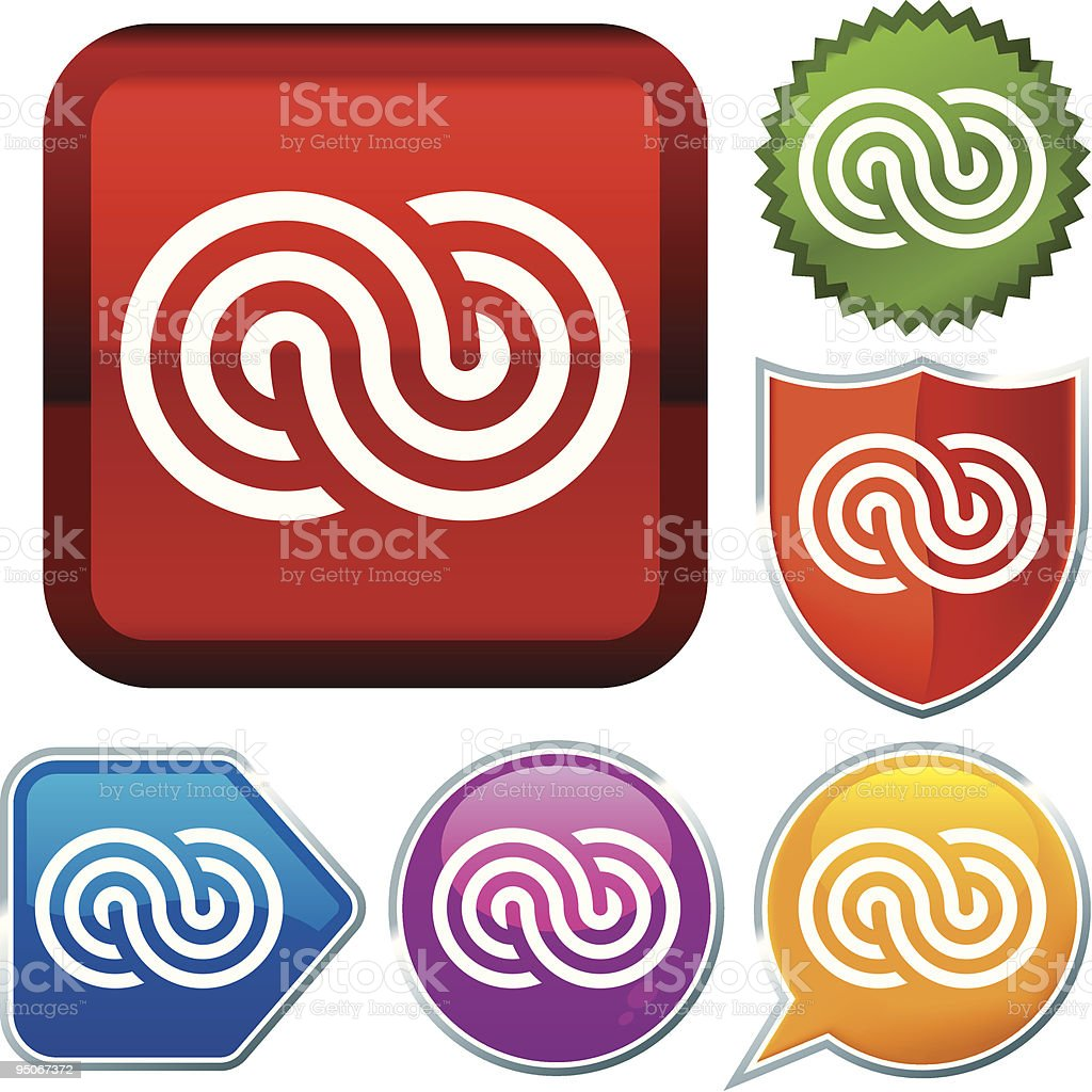 icon alliance royalty-free stock vector art