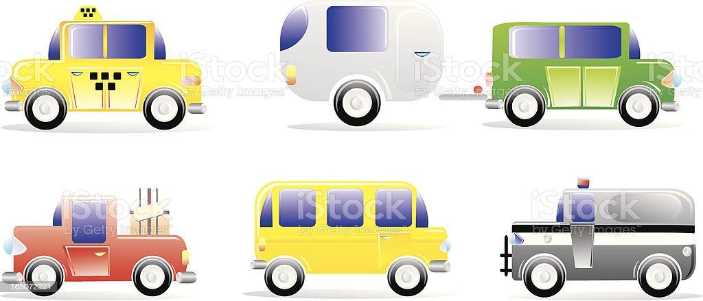 icon car vector art illustration