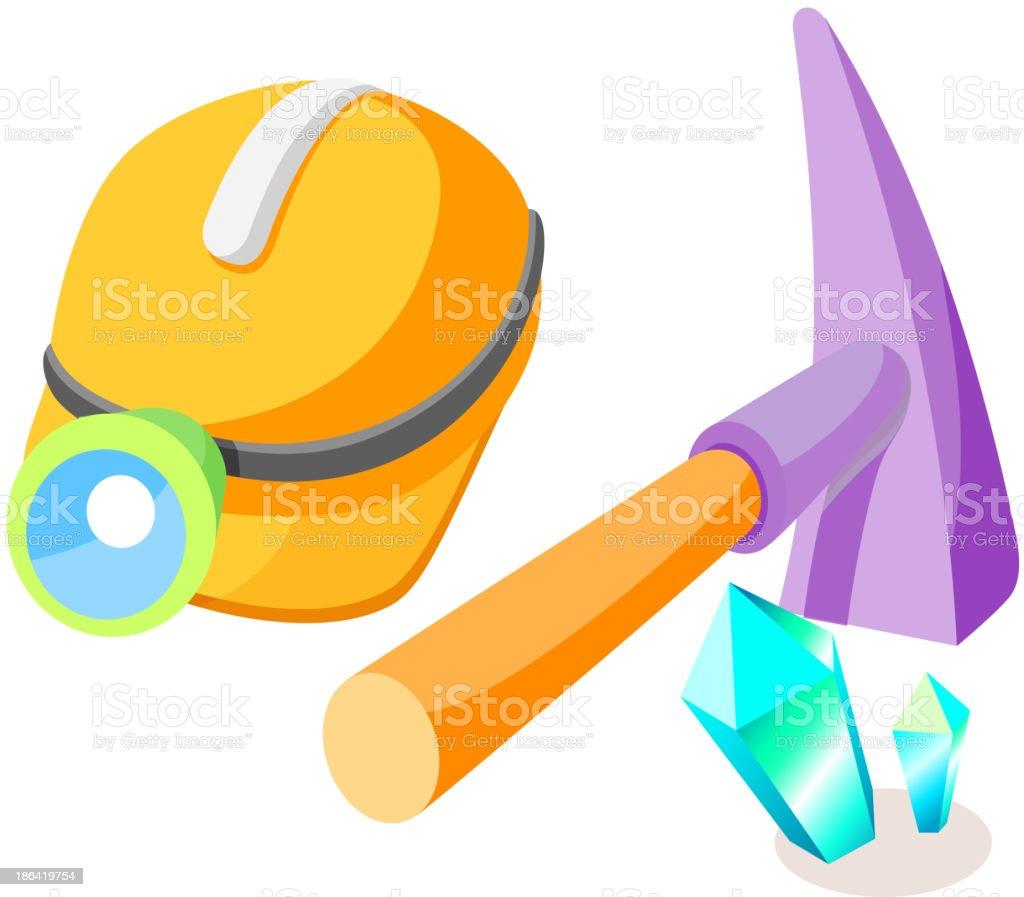 icon construction tool royalty-free stock vector art