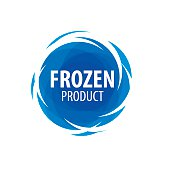 icon for frozen products