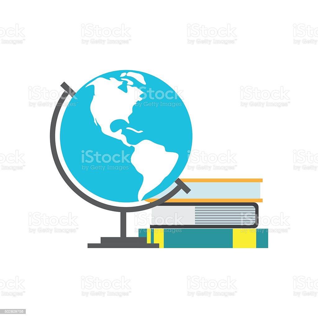 """Icône """"apprentissage stock vecteur libres de droits libre de droits"""