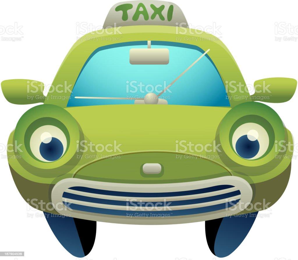 icon taxi royalty-free stock vector art