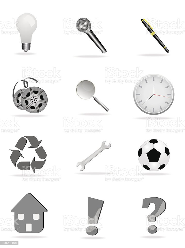 icon royalty-free stock vector art
