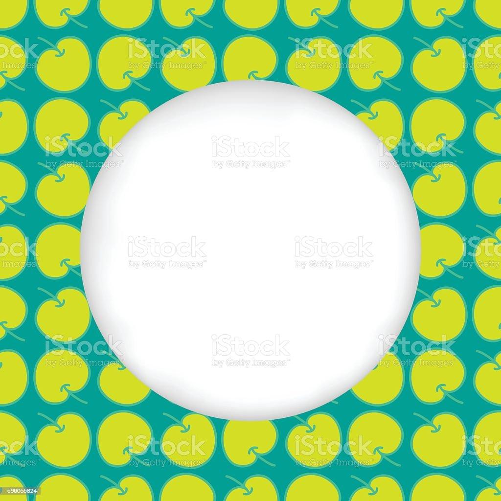 icons summer only exLiPa SEAM 17-X CUT mesh circles vector art illustration