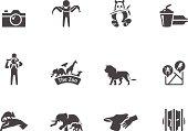 BW Icons - Zoo