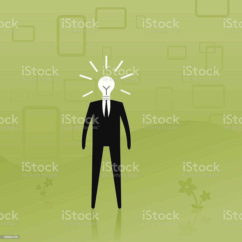 Idea. royalty-free stock vector art